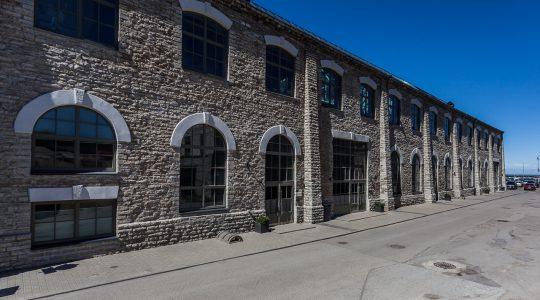 Noblessner business center