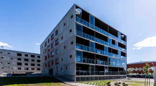 Marsi 3 apartment building