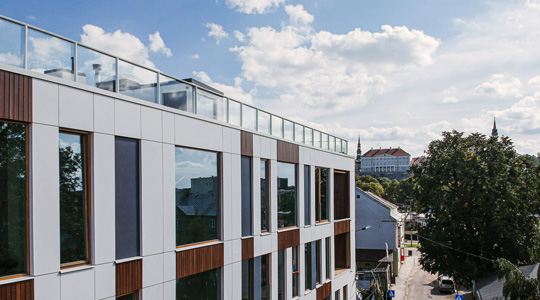 Vana-Kalamaja 6 & 8 residential complex with business spaces