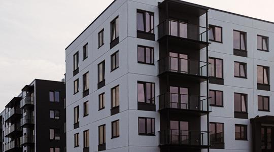 Aurora Nova apartment building