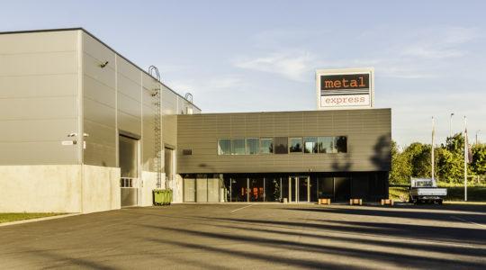 Metall Express warehouse