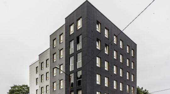 Juhkentali 28b apartment building