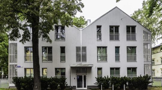 Niine 6a и 7 многоквартирные дома
