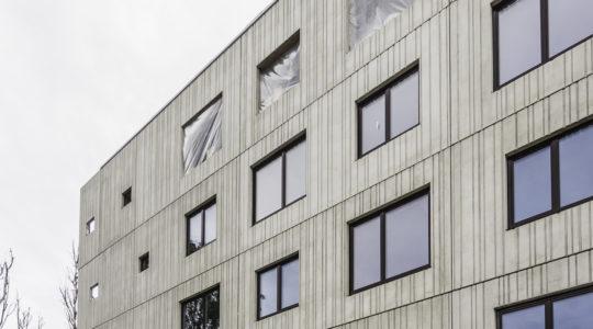 Sõjakooli 12, 12a apartment buildings