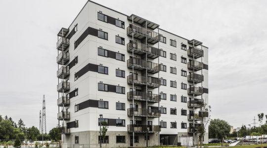 Astangu 19/2 apartment building